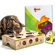 Puzzle feeder from Cat Amazing